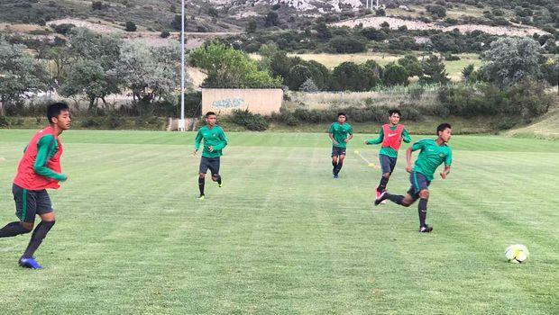 Di Prancis, Timnas U-19 Mulai Latihan dan Fokus Lawan Brasil