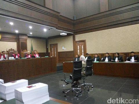 Sidang tuntutan Siti Fadilah Supari, Rabu (31/5/2017)
