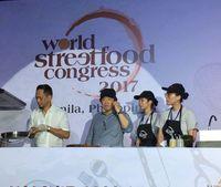 Sisig dengan Sentuhan Global dari Chef Sau del Rosario