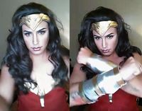 Viral, Video Pria Berubah Jadi Super Cantik Seperti Wonder Woman