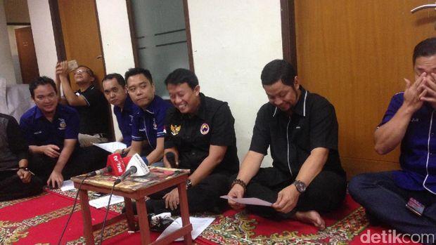 Aliansi Pemuda DKI bangun posko pengaduan korban persekusi.