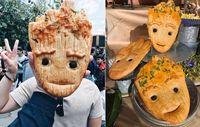 Roti Groot dari <i>Guardian of the Galaxy</i>, Jadi Makanan Populer Terbaru di Disney California