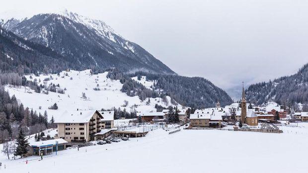 Saking Indahnya Desa Bergun Di Swiss Terlarang Untuk Difoto