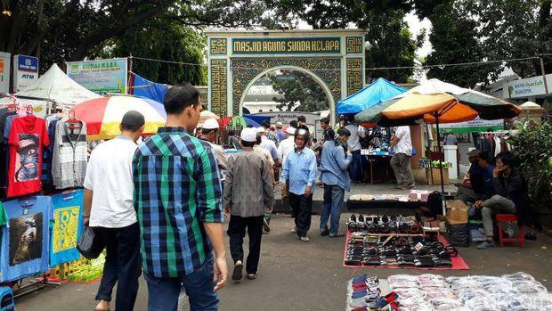 Massa Pro-Habib Rizieq akan Aksi di Sunda Kelapa, Polisi Merapat