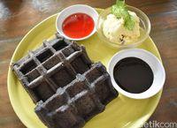 Waffle Black Ice