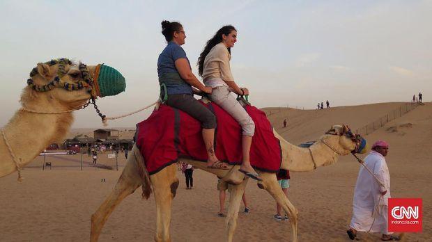 Mengembara di 'Fatamorgana' Dubai