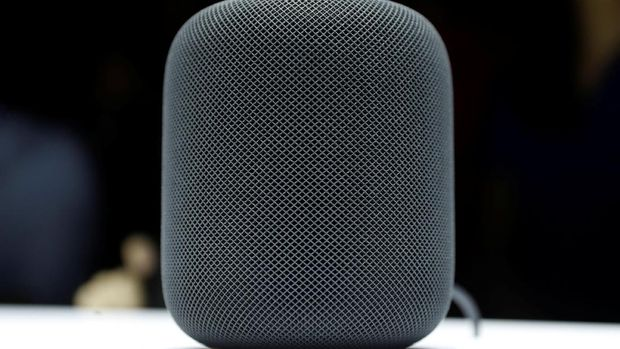 HomePod, Speaker Futuristik Pintar Apple