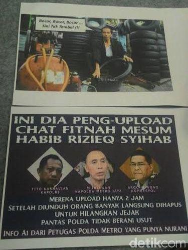 Hina Presiden dan Kapolri di FB, Santri di Pasuruan Diciduk Polisi