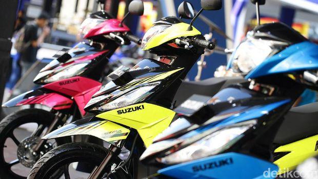 Suzuki Address Playful