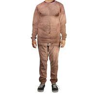 Baju Renang Berbulu Dada Pria