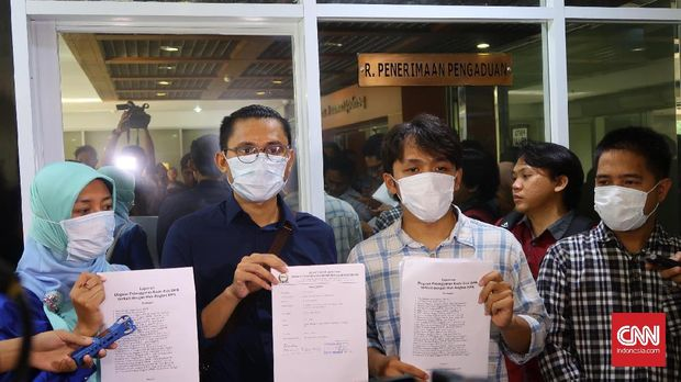 Sys NS, Indonesia Waras dan Kriminalisasi ala DPR
