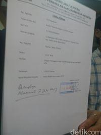 Fahri, Fadli Zon, dan Anggota Pansus Angket KPK Diadukan ke MKD /