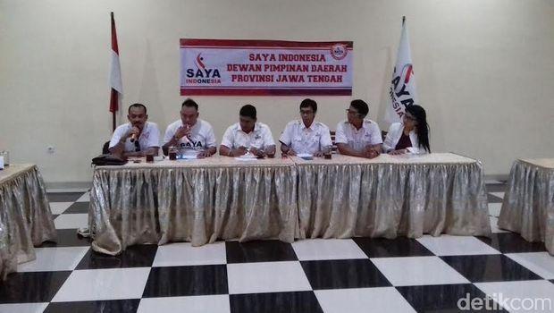 Ormas Nasionalis Solo Ramai-ramai Tolak Paham anti-Pancasila