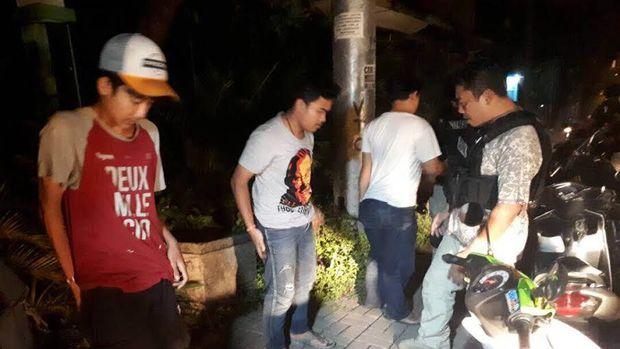 Bawa Celurit, Anggota Geng Motor Kocar-kacir Style Ditangkap