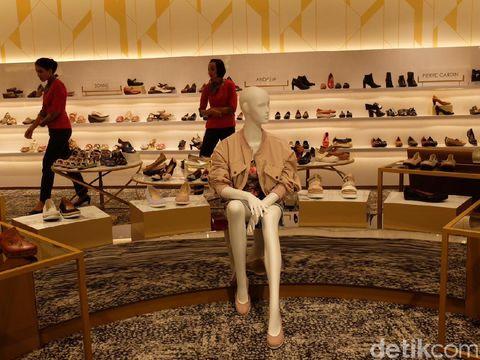 Metro Dept. Store Buka di Puri Indah Mall, Tawarkan Fasilitas Beauty Rooms