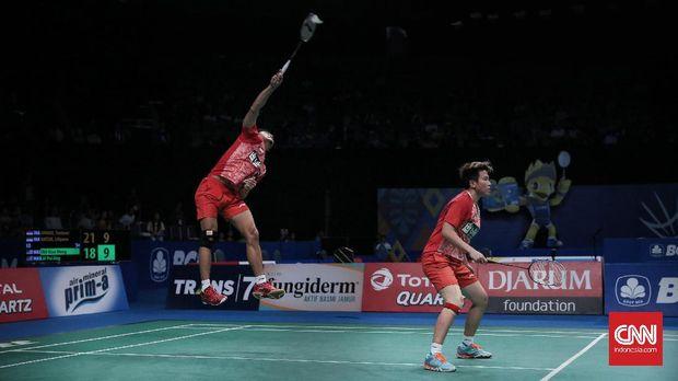 Tontowi/Liliyana masih menjadi andalan Indonesia di ajang internasional.