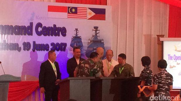 Panglima TNI Resmikan Pusat Komando Militer di Tarakan