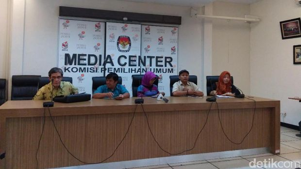 Koalisi Masyarakat Sipil Kawal RUU Pemilu audiensi dengan KPU /