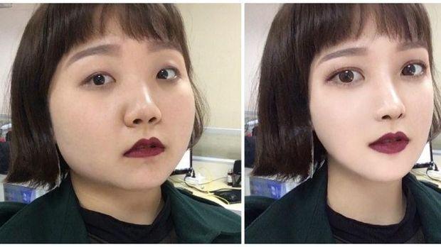 Ahli Photoshop Buktikan Foto-foto Wanita Cantik di Internet Ini Palsu