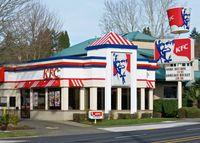 KFC Mengirimkan Sandwich Ayam Pertama ke Ruang Angkasa