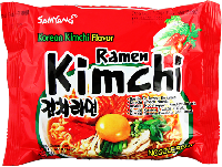 Samyang kimchi yang tidak halal