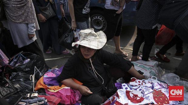 Jokowi, Ahok dan Anies di Mata Pedagang Tanah Abang