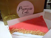 Princess Cake Syahrini