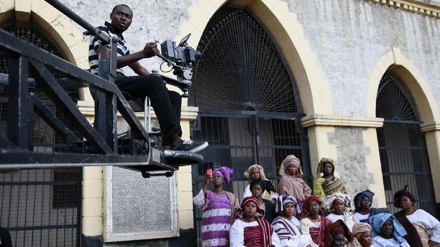 Nigeria punya pusat industri perfilman bernama Nollywood.