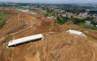 Foto: Penampakan Proyek Tol Bocimi, Pemecah Macet Bogor-Sukabumi