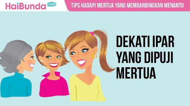 Tips hadapi mertua yang membandingkan menantu