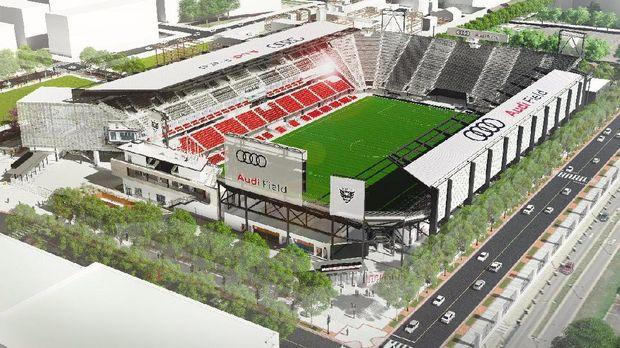 Erick Thohir Bangun Stadion Sepakbola Rp 6 T di Washington