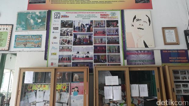 SDN 01 Menteng, tempat Obama sekolah.