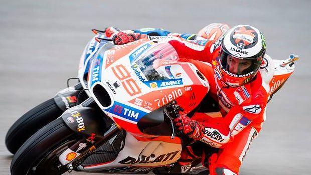 Lorenzo tampil mengecewakan di separuh pertama musim