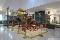 Kereta Singa Barong (Fitraya/detikTravel)