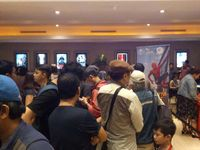 Suasana Nonton Bareng 'Spider-man: Homecoming'