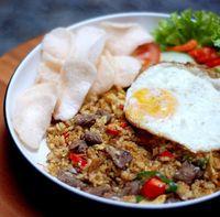nasi goreng masuk urutan kedua makanan terenak dunia