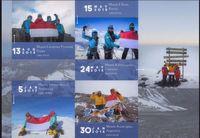Puncak gunung tertinggi di lima benua yang telah didaki