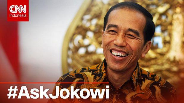 Mengungkap Pikiran Presiden melalui #AskJokowi