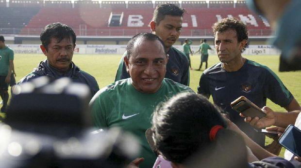 Ketum PSSI Edy Rahmayadi berharap seluruh pemain Timnas Indonesia U-16 mendapatkan sekolah.