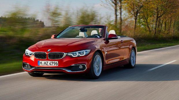 Perkenalan Dua Sedan Mewah BMW Seri 4