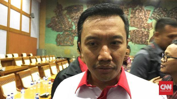 Menpora memohon dukungan untuk Timnas Indonesia U-19.