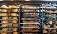 Roti Holland Bakery dapat sertifikat halal.