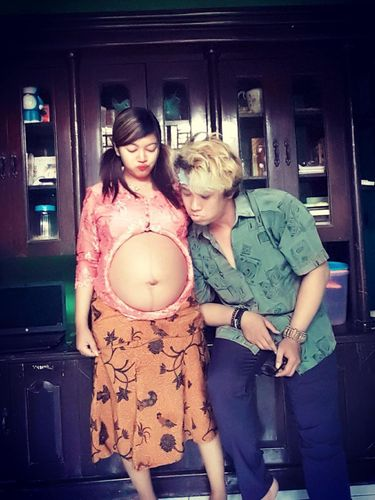 Dukungan suami pada ibu hamil