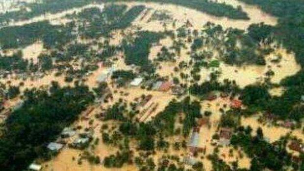 Banjir Landa Belitung dan Belitung Timur, Akses Jalan Putus
