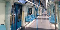 Interior Kereta Buatan Jerman di MRT Pertama Malaysia
