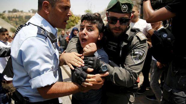 Israel dan Palestina selama ini masih 'terjebak' perang.