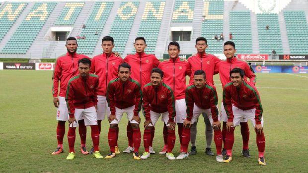 Timnas Indonesia membuka peluang lolos ke putaran final Piala Asia U-23 2018.