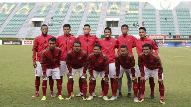 Timnas Indonesia U-22 dijadwalkan terbang ke Malaysia pada Sabtu pagi.