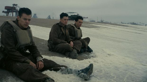 Dunkirk bertahan di posisi ke-dua di box office Hollywood.