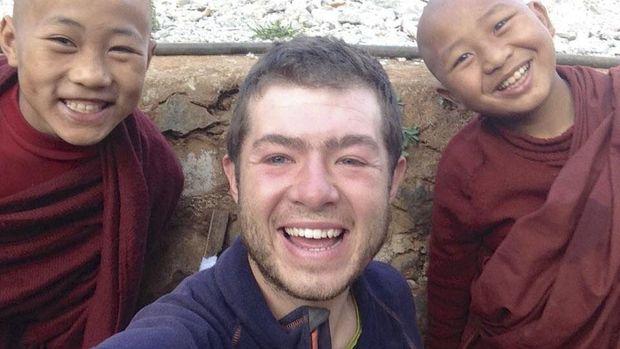 Josiah di Myanmar.